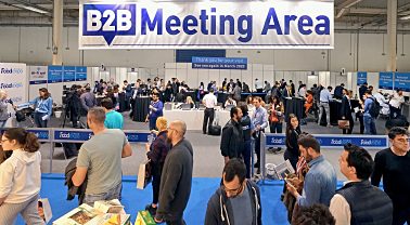 17,500 b2b meetings with 900 key hosted buyers