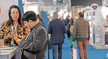 More than 3,500 international visitors