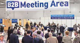 900 Hosted Buyers – 17.500 b2b meetings