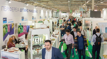 All 13 Regions of Greece at FOOD EXPO 2019!