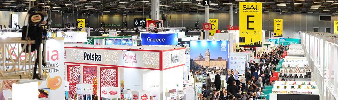 FOOD EXPO 2019 at SIAL Paris