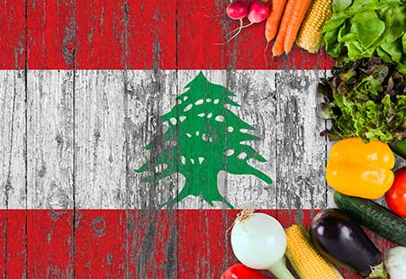 Lebanon, honored country at FOOD EXPO 2019