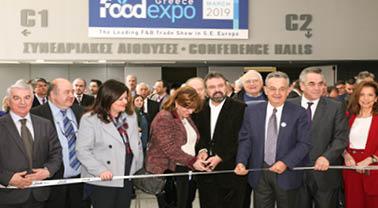 FOOD EXPO 2019: An impressive cut ribbon ceremony!