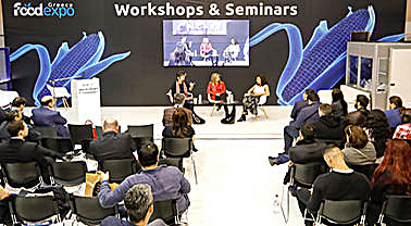 Workshops & Seminars Stage