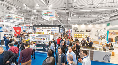 Exhibitors welcomed the changing dates