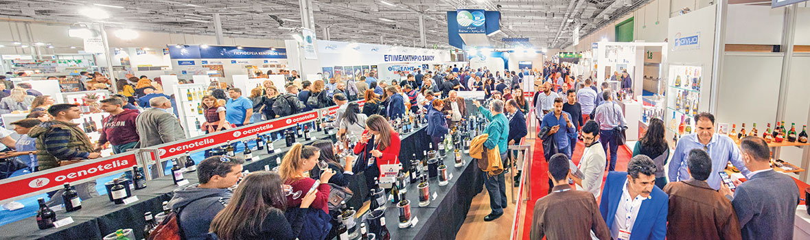 Oenotelia: The only professional exhibition of Wines & Spirits in Greece