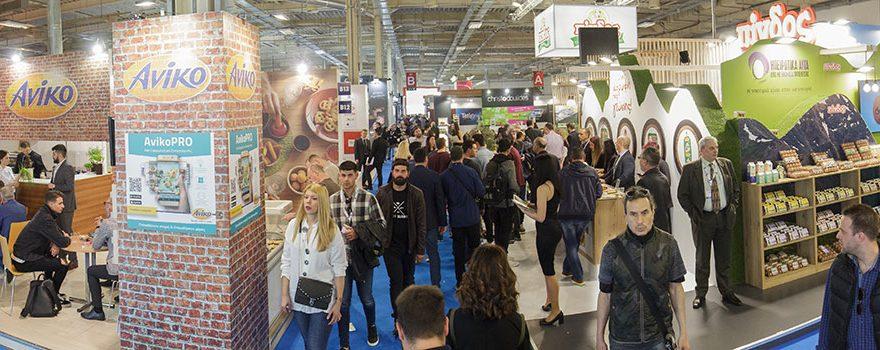 75.000 Έλληνες & ξένοι επισκέπτες στη FOOD EXPO 2020