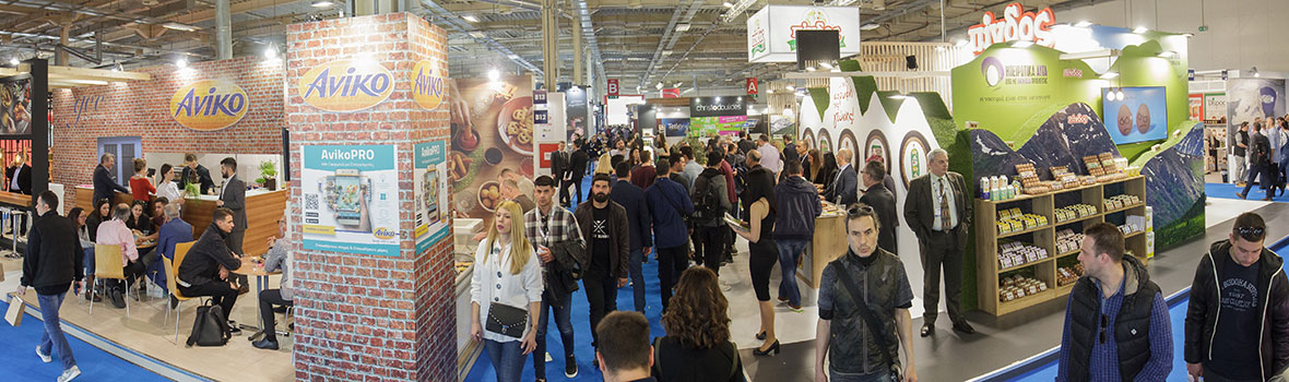 70,000 Greek key buyers will visit FOOD EXPO 2020