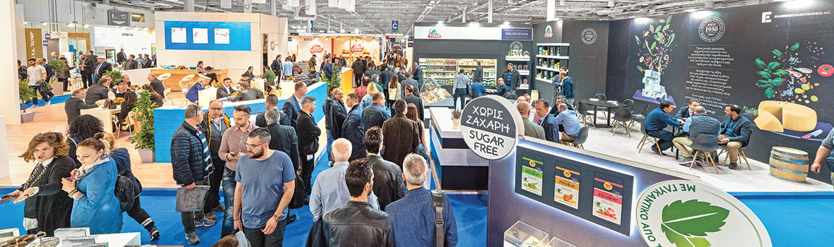 Record participation with 1,350 exhibitors
