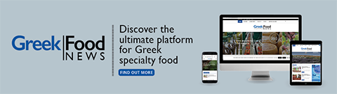 Greek Food news - The ultimate platform for Greek specialty food -mobile