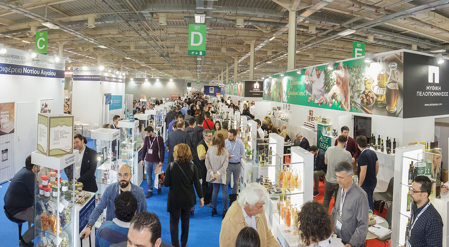 All Regions of Greece at FOOD EXPO 2020