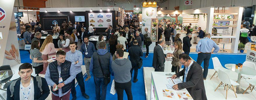 Μεγάλο ενδιαφέρον από εκθέτες για συμμετοχή στην FOOD EXPO '21