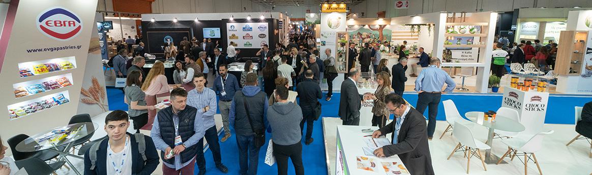 Μεγάλο ενδιαφέρον από εκθέτες για συμμετοχή στην FOOD EXPO Digital