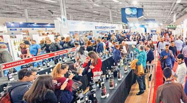 Oenotelia 2022: 180 εκθέτες & 150 wine importers